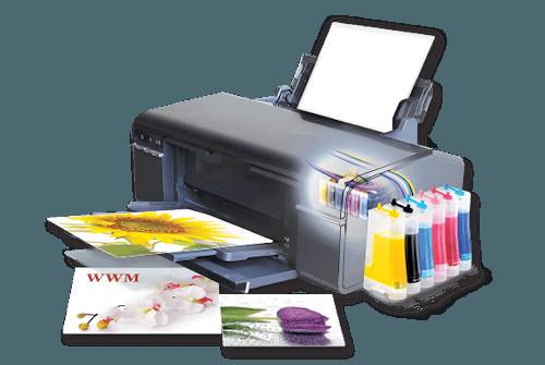 Настройка принтеров и факсов в Таштаголе